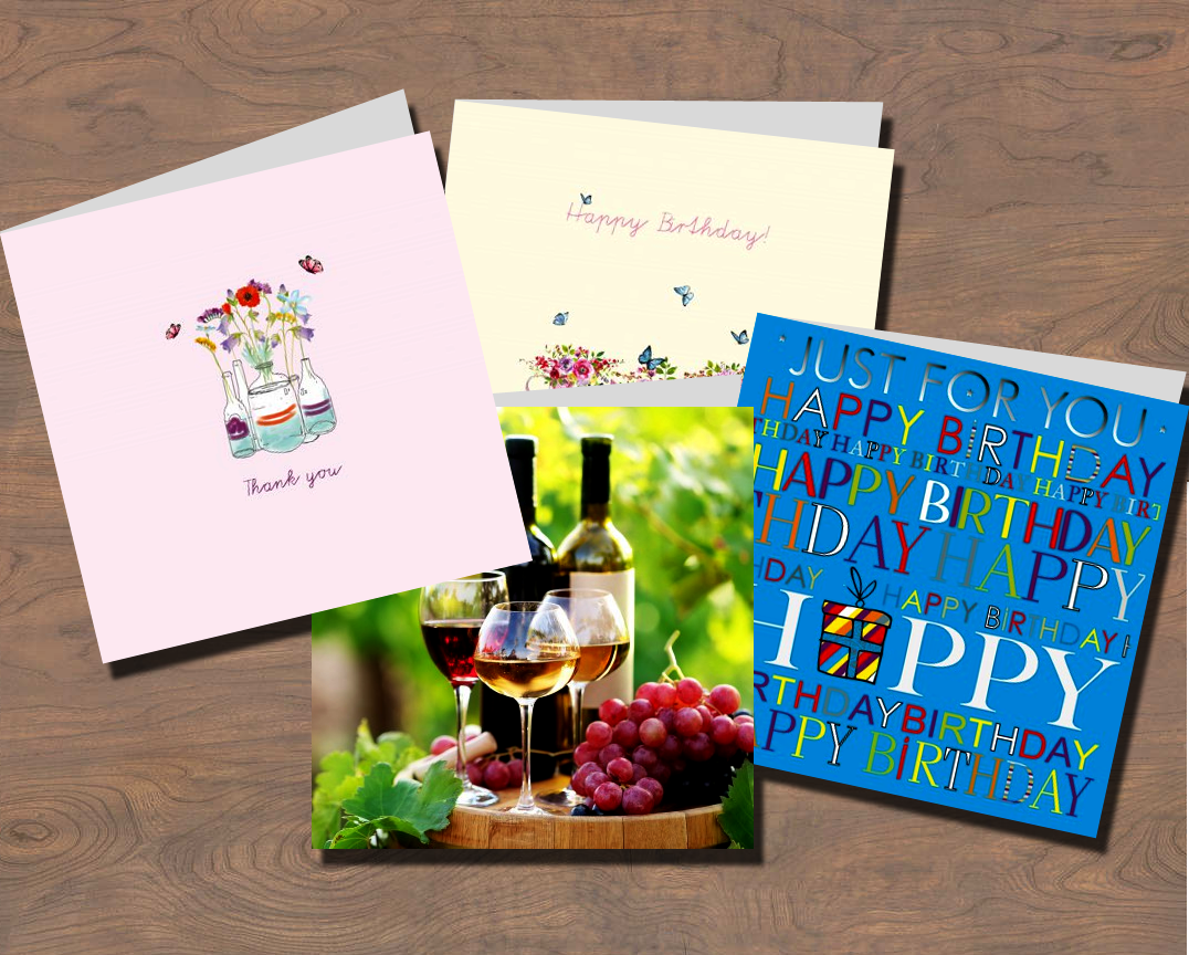 Everyday Greeting Cards Collisons Charity